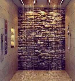 modern Bathroom by Umada Architects & Interiors