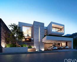 16 casas de dos pisos que debes ver antes de dise ar tu hogar for Casa moderna jesolo