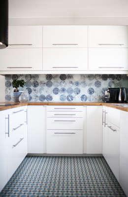 scandinavian Kitchen by Formea Studio