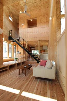 Ruang Keluarga by 環境建築計画