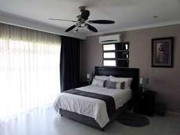 Projekty,  Sypialnia zaprojektowane przez DG Construction