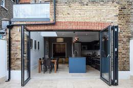 Сады в . Автор – Nic  Antony Architects Ltd