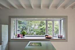 modern Kitchen by brandt+simon architekten