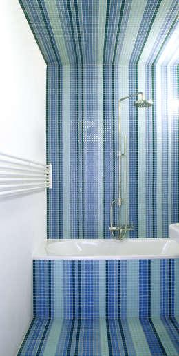 moderne Badezimmer von brandt+simon architekten