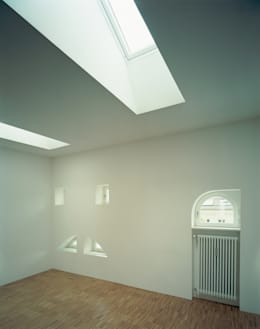 bedroom: modern Bedroom by brandt+simon architekten