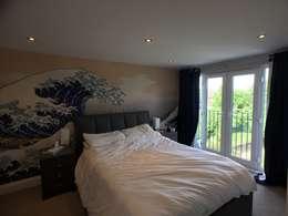 modern Bedroom by Progressive Design London