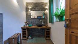 Projekty,  Łazienka zaprojektowane przez Boddenberg