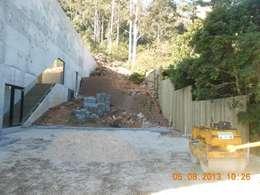 Projekty,   zaprojektowane przez Peninsula Landscaping