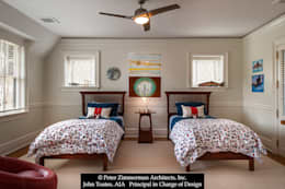 Children's Bedroom: classic Bedroom by John Toates Architecture and Design