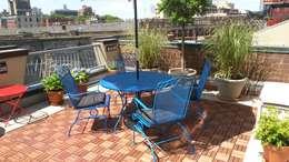 Terrace by La Bocheria