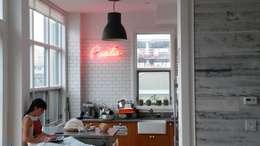 Cocinas de estilo industrial por La Bocheria