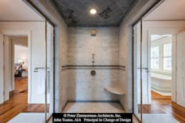 Shower: classic Bathroom by John Toates Architecture and Design