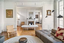 classic Living room by François Guillemin