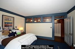 Bedroom: classic Bedroom by John Toates Architecture and Design
