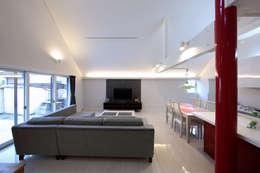 泉町の家リノベーション: 有限会社 エイチエム建築企画室が手掛けたです。