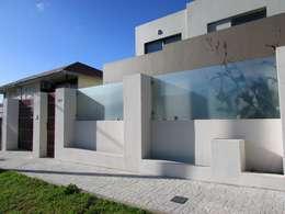 Casas de estilo moderno por G7 Grupo Creativo