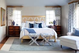 Belcaro Beauty: classic Bedroom by Andrea Schumacher Interiors