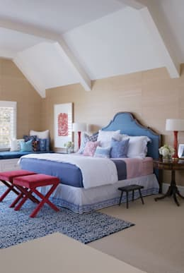 Renovation Remodel: classic Bedroom by Andrea Schumacher Interiors