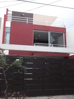 Rumah by Arquimia Arquitectos