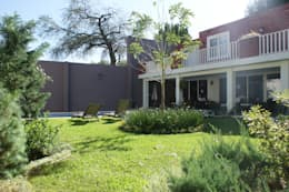 classic Garden by Arquimia Arquitectos