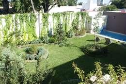 Сады в . Автор – Arquimia Arquitectos