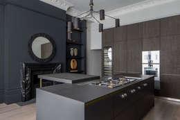 modern Kitchen by Roselind Wilson Design
