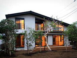modern Houses by TAPO 富岡建築計画事務所