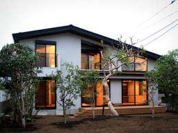 Дома в . Автор – TAPO 富岡建築計画事務所