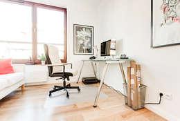 مكتب عمل أو دراسة تنفيذ Perfect Space