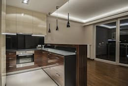 modern Dining room by Perfect Space