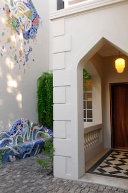 Casa SIRI · Paula Herrero | Arquitectura: Casas de estilo moderno por Paula Herrero | Arquitectura