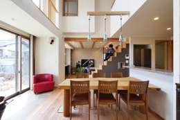 ダイニング: 池田デザイン室(一級建築士事務所)が手掛けたダイニングです。