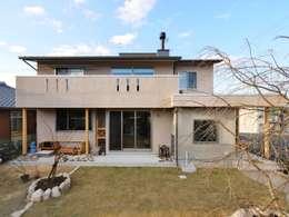 外観: 池田デザイン室(一級建築士事務所)が手掛けた家です。
