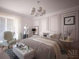 Спальня Бэмби: Спальни в . Автор – Юлия Паршихина