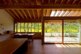 ห้องนั่งเล่น by エイチ・アンド一級建築士事務所 H& Architects & Associates