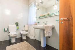 Mirna.C Homestaging: modern tarz Banyo