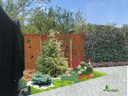 Jardines de estilo moderno por konseptDE Peyzaj Fidancılık Tic. Ltd. Şti.