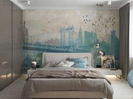 modern Bedroom by 'PRimeART'