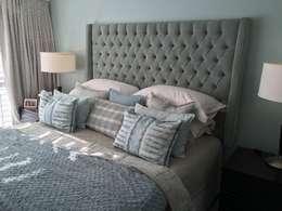 modern Bedroom by CS DESIGN