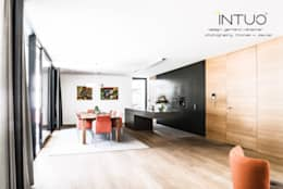minimalistic Kitchen by Intuo