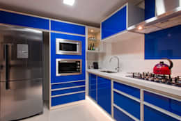 modern Kitchen by C. Arquitetura