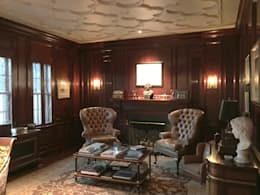 Kalorama Study Lighting : classic Study/office by Hinson Design Group