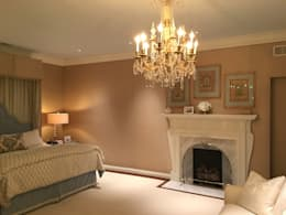 Kalorama Master Bedroom Lighting : classic Kitchen by Hinson Design Group