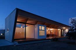 Дома в . Автор – 桑原茂建築設計事務所 / Shigeru Kuwahara Architects