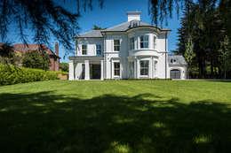 منازل تنفيذ Des Ewing Residential Architects