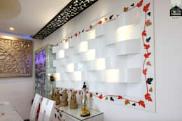 Phòng khách by home makers interior designers & decorators pvt. ltd.
