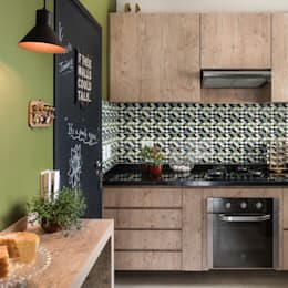 modern Kitchen by Alma em Design