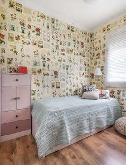 Детские комнаты в . Автор – Alma em Design