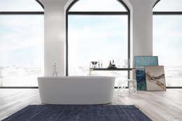 scandinavische Badkamer door Copenhagen Bath