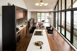 eclectic Kitchen by SWITCH&Co.